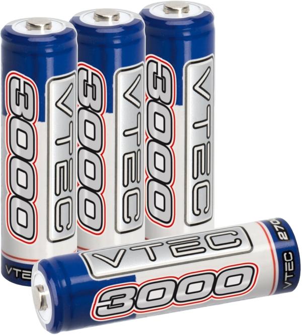Baterias AA NiMH de 3000 Mah Lrp3000mah
